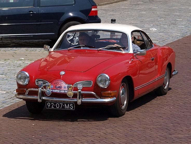 Photo of a Volkswagen Karmann
