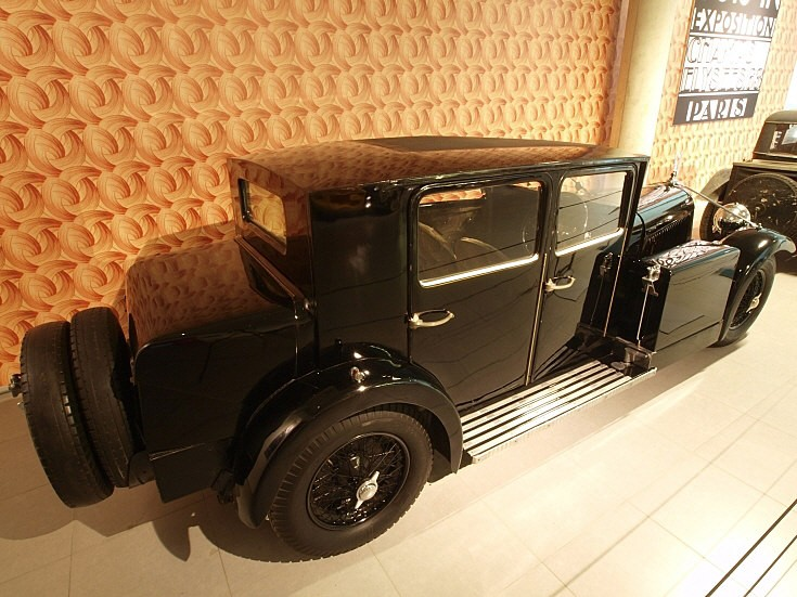 Photo of a Voisin C23