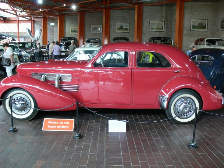 1937 Chord 810 Westchester Sedan