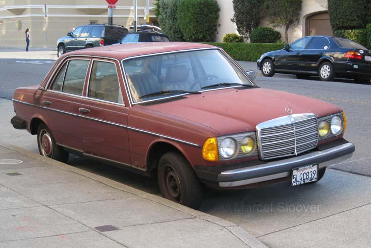 Classic and vintage cars good old mercedes benz in the usa for Mercedes benz official site usa