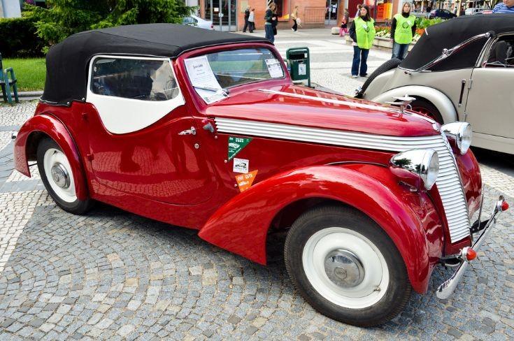 Jawa 600 Roadster (1939)