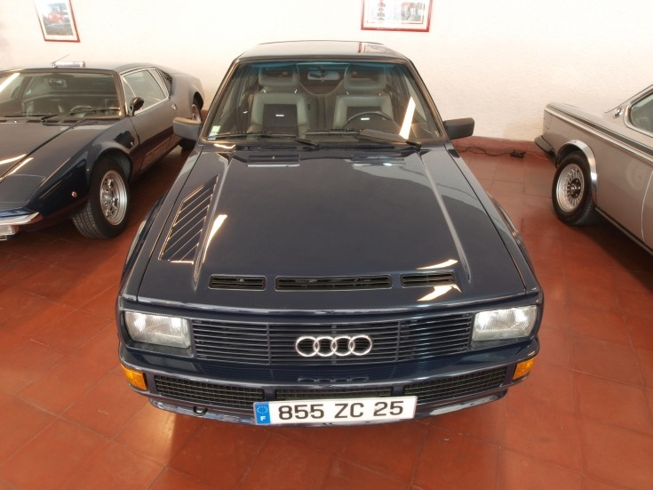 Photo of a 1984 Audi Quattro