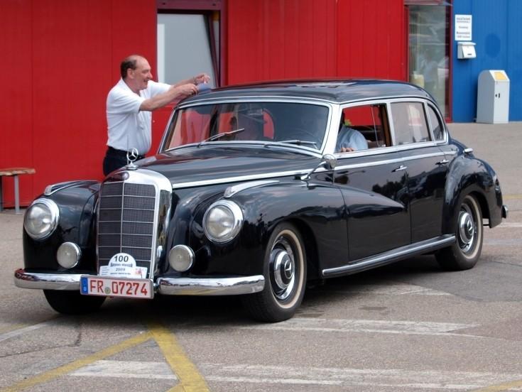 Daimer Benz 300