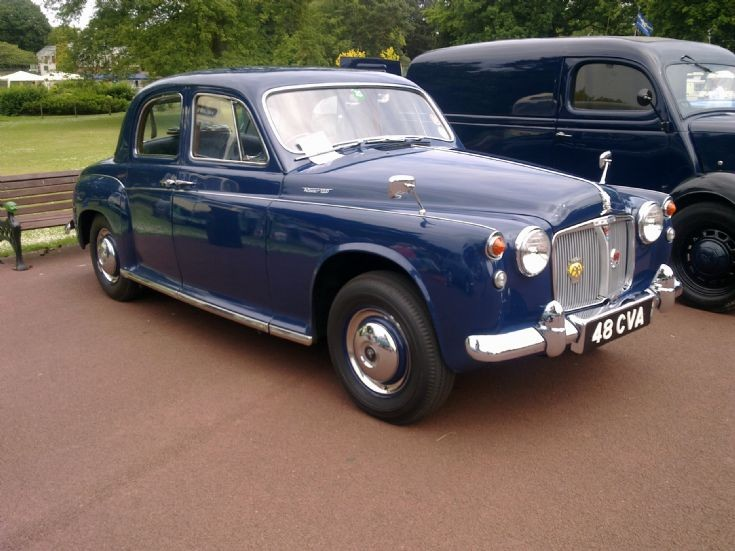 Rover 100 at Wolverhampton
