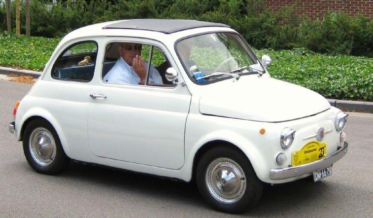 1967 Fiat in Maaseik ( B )  3