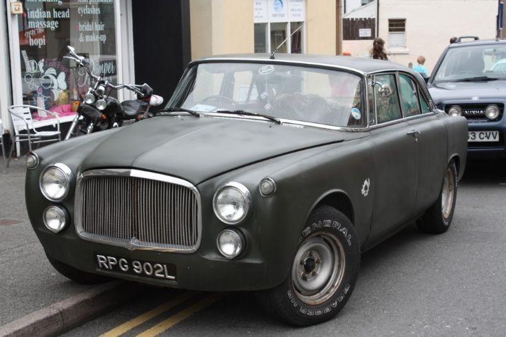 Rover P5B