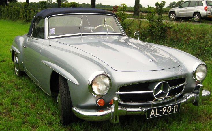 1957 Mercedes - Benz