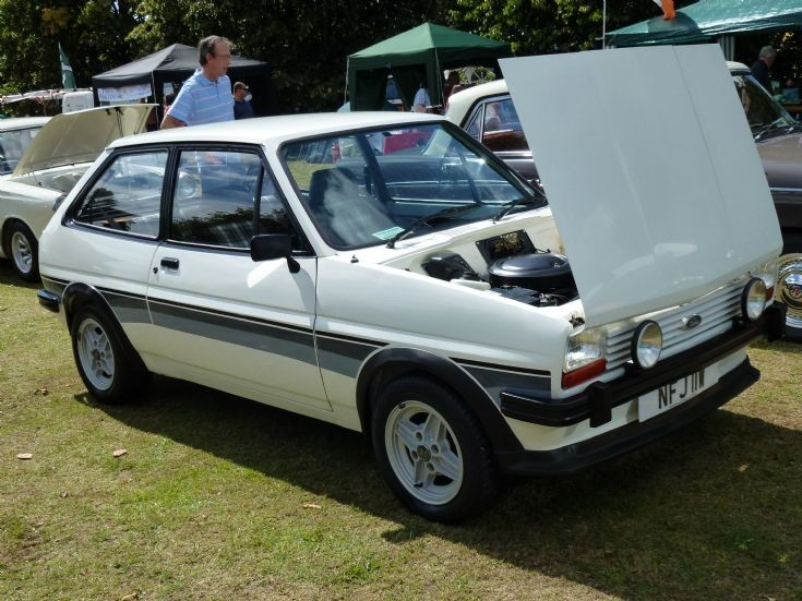 ford fiesta mk1 classic - photo #49