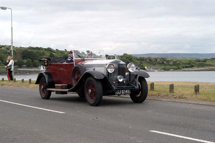 JJ 6146 Rolls Royce