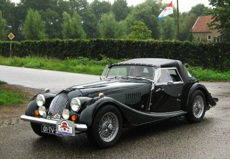Vintage Morgan Cars