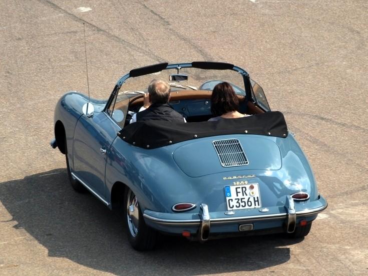 Classic Porsche 1600