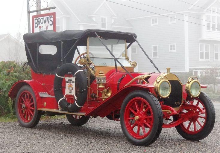 Thomas Flyer 1909 - 1 of 2