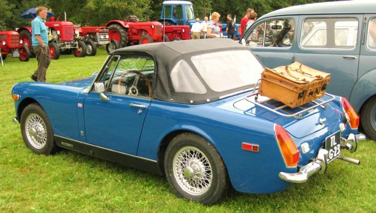 1974 MG Midget in Altweerterheide, photo 2