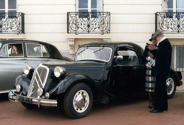 Citroën 15/Six faux cabriolet
