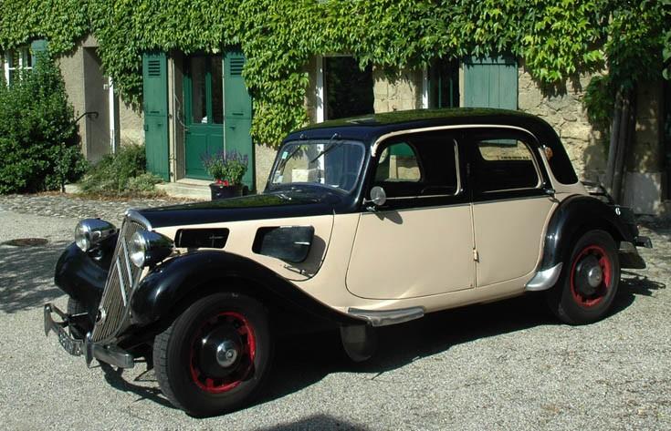 Citroën 11BL 1949