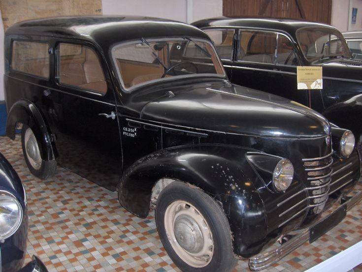 Rosengart 1951 (photo 2)