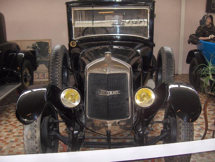 La Licorne B7W4 1926 (photo 2)