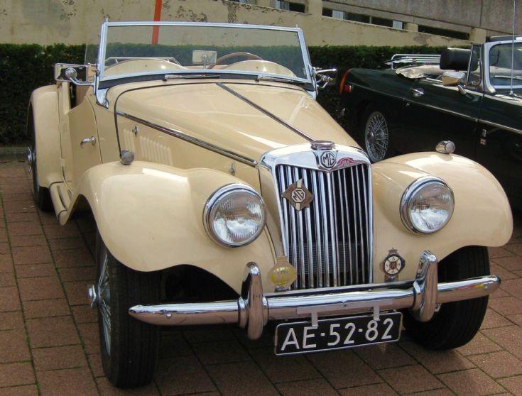 1953 MG-TF
