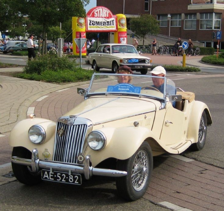 1953 MG-TF, photo 2.