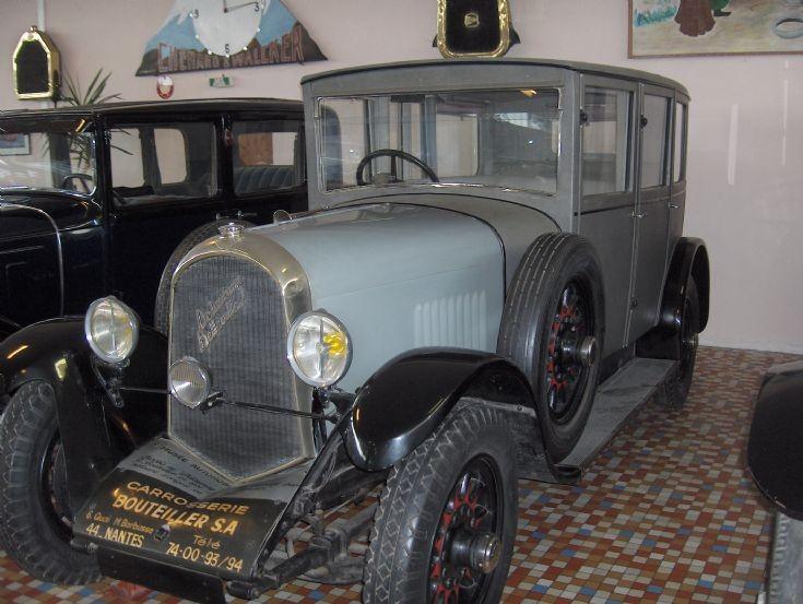 Delauney-Belleville 1925