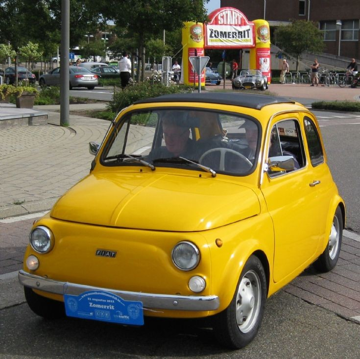 1972 Fiat 500L Berlina Related Infomation,specifications