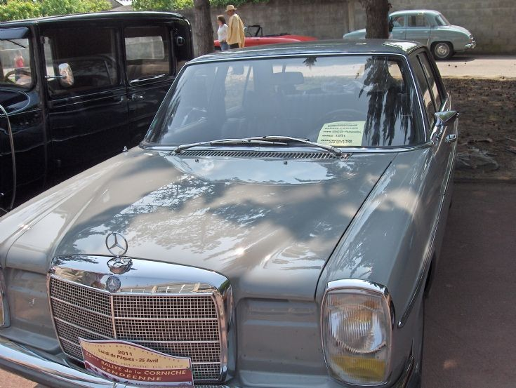 Mercedes 1971