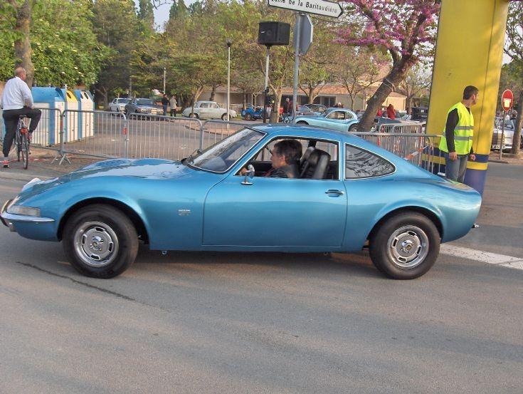 Opel GT 1969 (1)