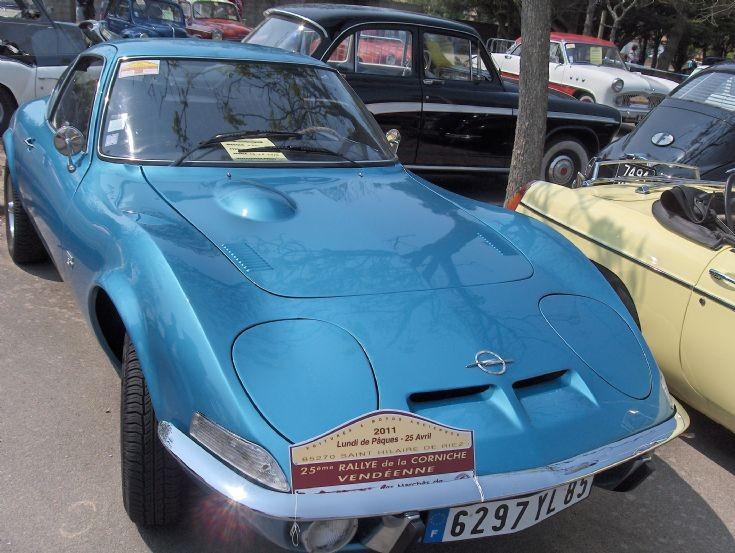 Opel GT 1969 (photo 2)