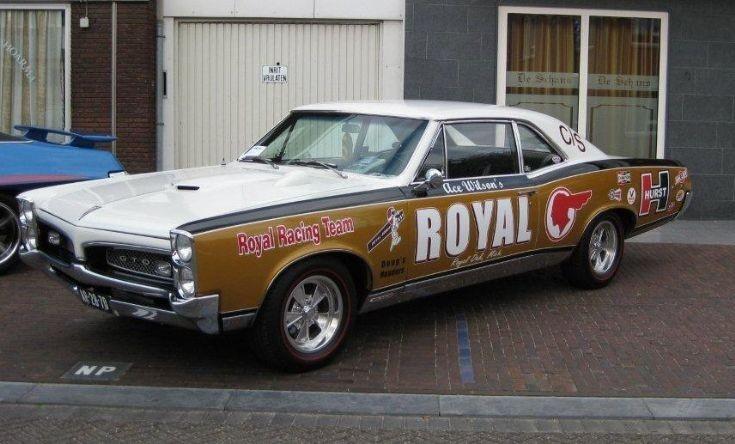 1967 Pontiac Tempest Custom GTO