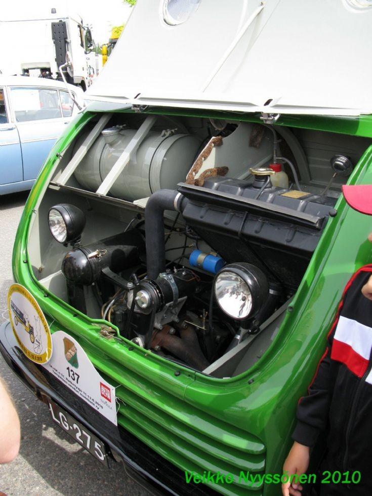 DKW F 800 engine
