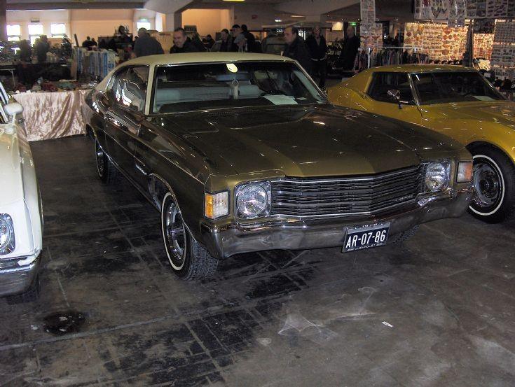 Chevrolet Chevelle Malibu 1972 (1)