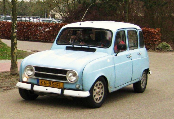 1984 Renault 4