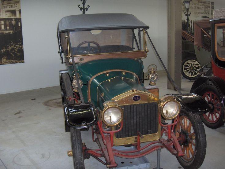 Delage Type T 1910