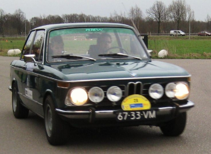 1972 BMW, image 2.