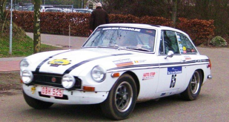 1973 MG