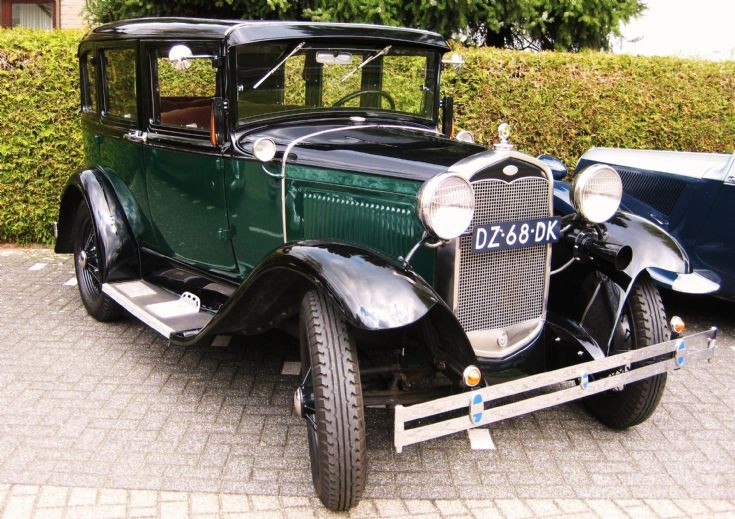 1924 Ford A.