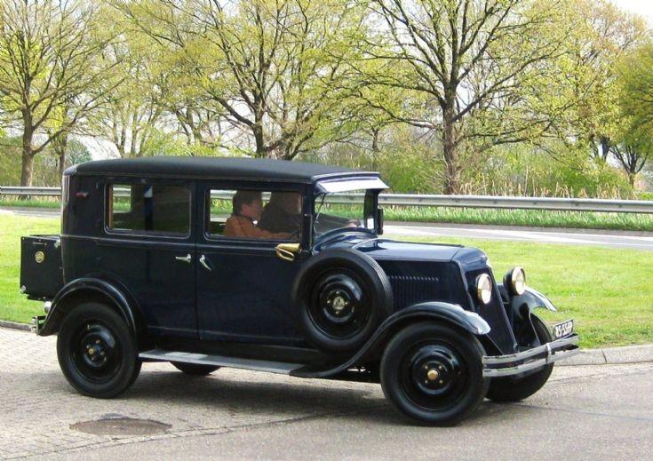 1931 Renault, image 3.
