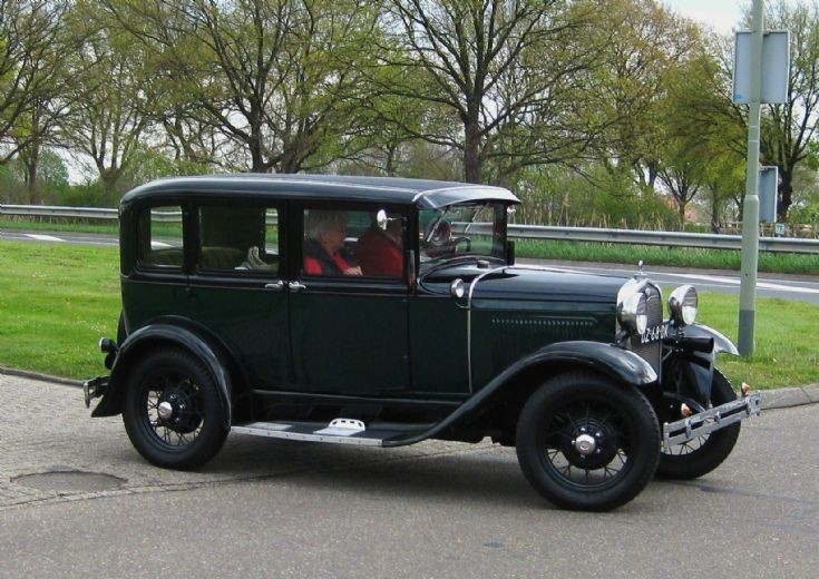 1924 Ford A.  picture 2.