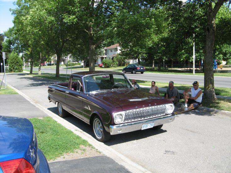 1962 Ford Falcon Ottawa Ontario