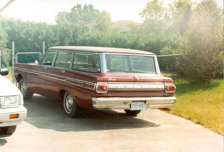 1964 Mercury Comet Ottawa Ontario