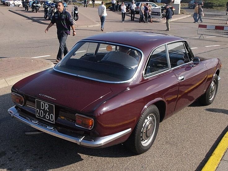 Classic Alfa Junior