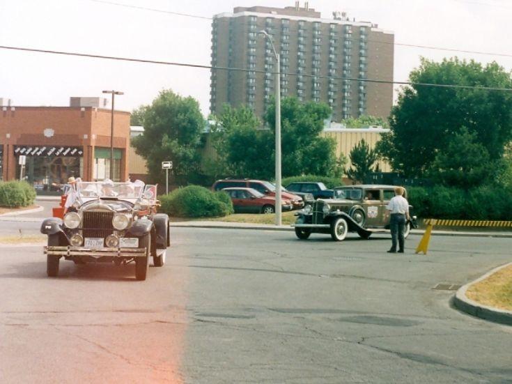 1929 Packard and 1932 Nash  Ottawa Ontario