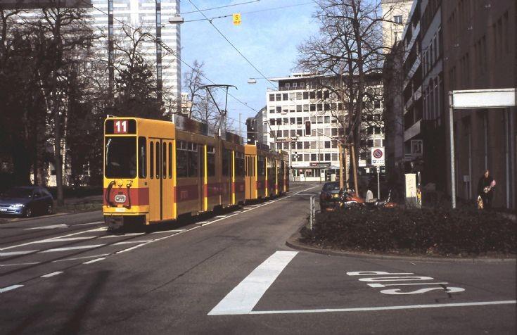 BLT set on Line 11 Basel