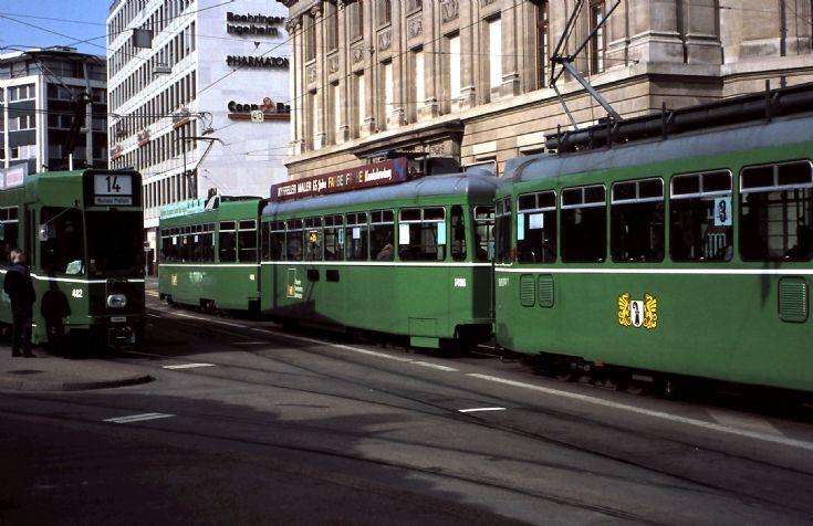 Swiss Standard Trams