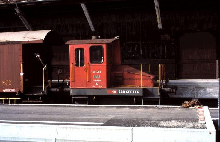 Tm1 453 13 ton loco