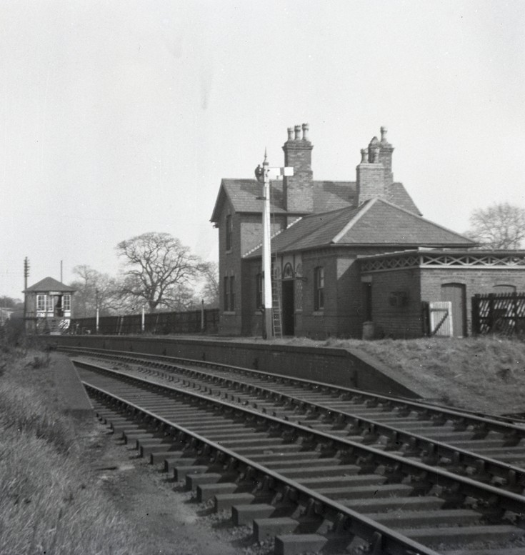 Harborne station