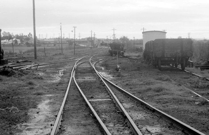 Low sided coal wagons - 1