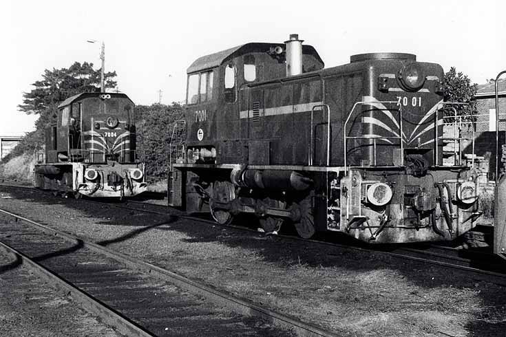 70-class diesel locomotives