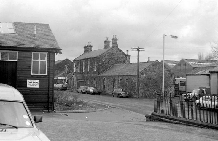 Morpeth railway buildings