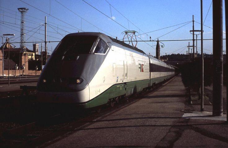 ETR500 high speed train